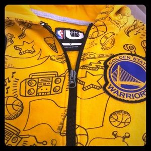 Other - GOLDEN STATE WARRIORS HOODIE